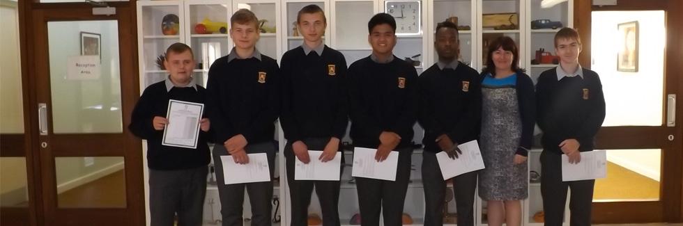 Junior Certificate Results 2014